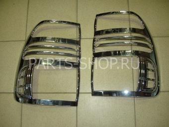 Накладки на задние фонари LC105