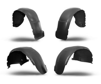 Дополнительная защита колесных арок rx 2009-2015