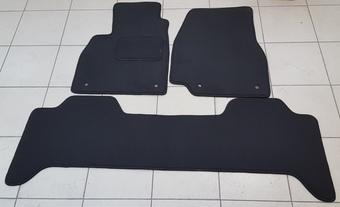 Коврики салона текстильные lx470/lc100