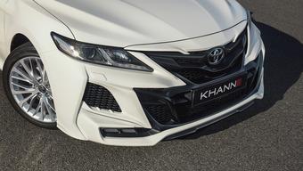 Обвес Khann camry 2019 v70
