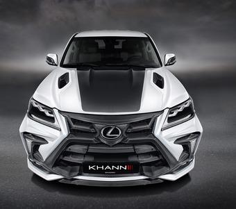 Обвес KHANN Hrs Sport для Lexus LX570, LX450d 2015-2019