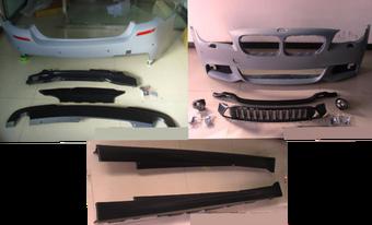 Обвес M-Tech для BMW 5-series F10