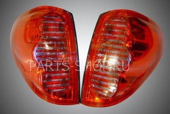 Фонари задние светодиодные l200