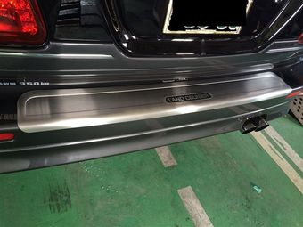 Накладка на задний бампер LC100 OEM-Design