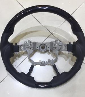 Руль черный лак prado150, cruiser200