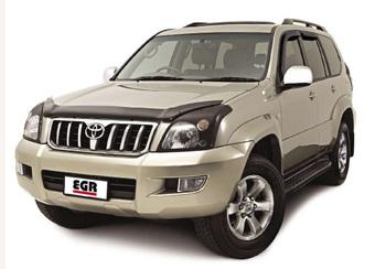 Ветровики Toyota Land Cruiser Prado 120 EGR