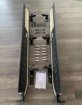 Подножки rav XA50 стиль оригинал