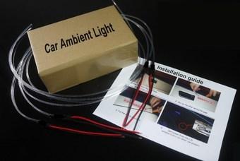 Подсветка оптическое волокно