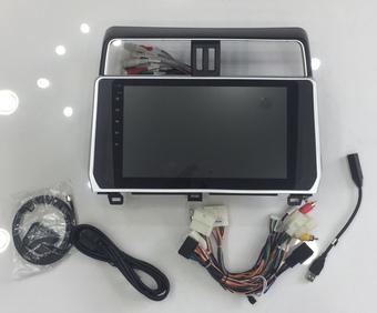 Головное устройство на андроиде prado 2018
