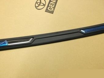 Накладка на задний бампер Lexus RX350 RX450H 2015+