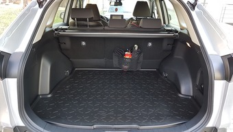 Коврик багажника rav4 2020