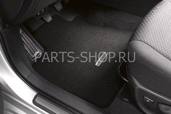 Коврики салона велюровые Avensis