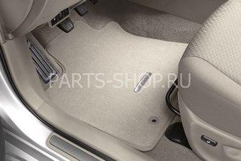 Коврики салона текстильные Avensis 09'