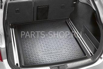 Коврик багажника, при наличии релингов в багажнике