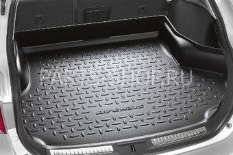 Поддон в багажник Avensis