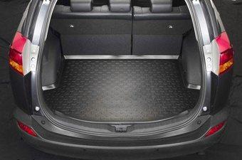 Коврик в багажник RAV4 2013