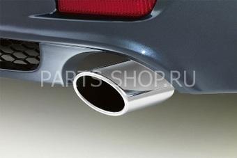 Насадка на глушитель Avensis из нержавейки (оригинальная)