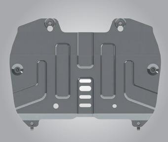 Защита картера и кпп camry v70