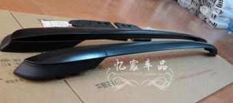 Рейлинги чёрные на RAV4 2013 дизайн оригинал