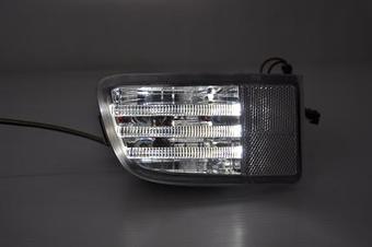 Задние противотуманные стопы светодиодные белые LC120