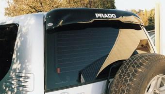 Дефлектор заднего стекла Toyota Land Cruiser Prado 95