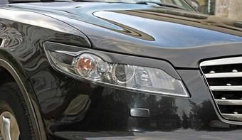 Накладки на передние фары Infiniti FX 03-08