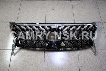 Решетка LX570 12-15 стиль Superior с хромом