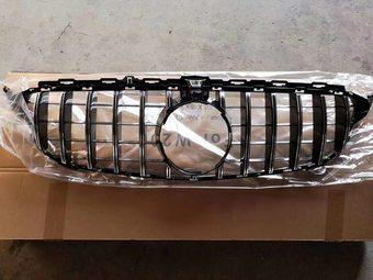 Решетка mazda CX5 стиль Mercedes