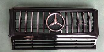 Решетка Mercedes G-class W463 дизайн AMG 2018