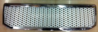 Решетка радиатора на 120 Prado с черной, серебристой или белой овальной сеткой