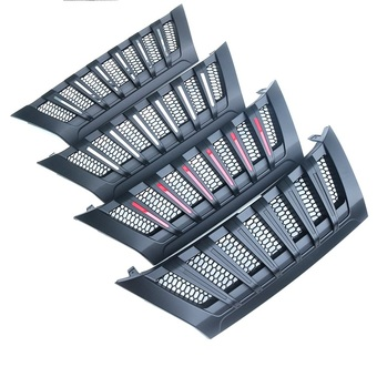 Решетка радиатора дизайн Lincoln