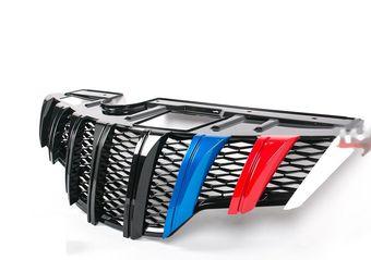 Решетка радиатора X-Trail T32 стиль TECH (три вида)