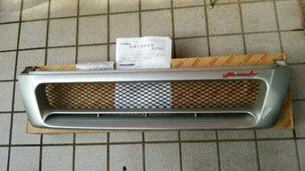 Решетка на lc95/90 prado, дизайн оригинал