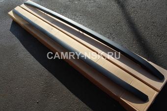 Рейлинги чёрные LX570, LX450D стиль Superior