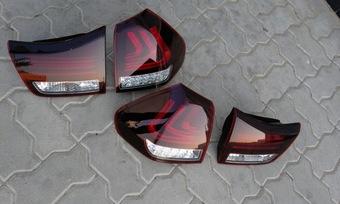 Фонари задние rx330/harrier