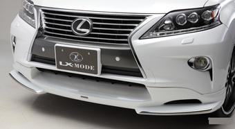 Губа, обвес переднего бампера LX-mode для RX 2012-2014