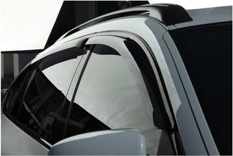 Дефлекторы боковых окон BMW X6 E71