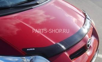Дефлектор капота с надписью Auris 2006-2008