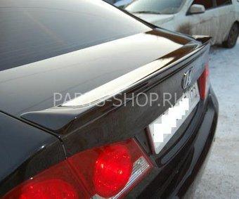 Спойлер Civic 4D мини
