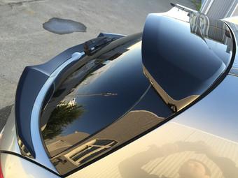 Спойлер задний fx 03-08 на крышку багажника, верхний