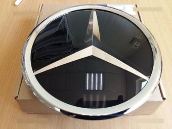 Стеклянная эмблема w463 g-class