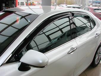 Ветровики на окна camry v70