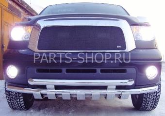 Защита переднего бампера Tundra 70/2 мм.