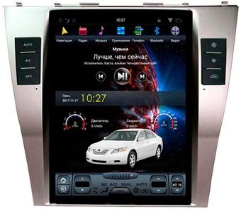 Головное устройство Tesla для Toyota Camry XV40, XV45