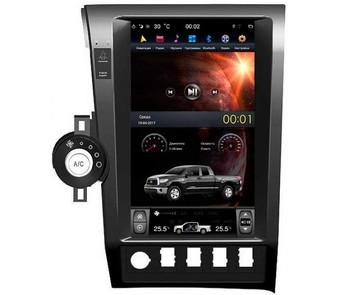 Головное устройство Тесла для Toyota Tundra, Sequoia 07-13