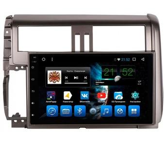 Автомобильное головное устройство на Андроиде prado 150 09-13