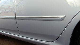 Молдинги на двери auris 2008-2011, под цвет кузова