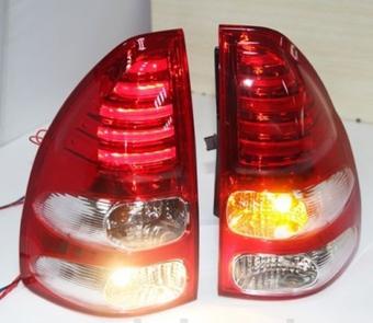 Фонари задние светодиодные LC120 стиль Lexus