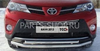 Решётка радиатора RAV4 2013
