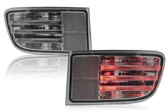 Задние противотуманные фары светодиодные белые (комплект) LC120